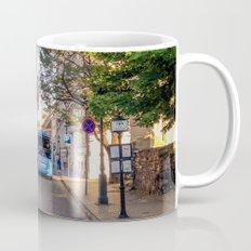 BUS IN BUDAPEST Mug