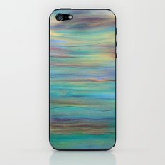 Abstract Painting 4 iPhone & iPod Skin