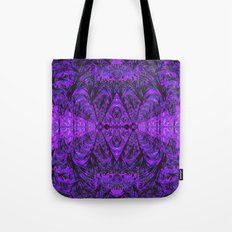 Violet Void Tote Bag