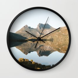 Cradle Mountain & Dove Lake Wall Clock