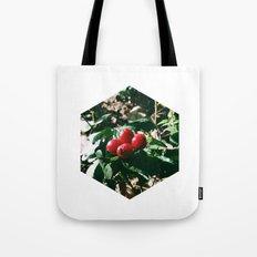 Spider Fruit Tote Bag