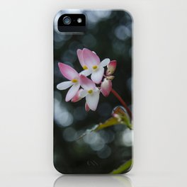 The Curious Pink iPhone Case