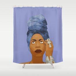 Erykah Badu, Purple Shower Curtain