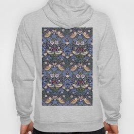 William Morris Strawberry Thief Pattern Hoody