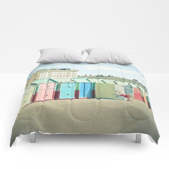 Lazy Sunday Comforters
