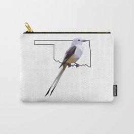 Oklahoma – Scissor-Tailed Flycatcher Carry-All Pouch
