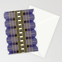 Geometrics Stationery Cards