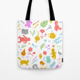 Bebes Tote Bag