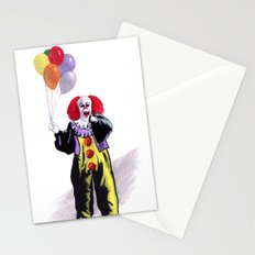 You All Taste So Much Better When You're Afraid Stationery Cards