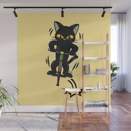 Hopping Wall Mural