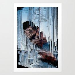 SoftSleep/ Art Print