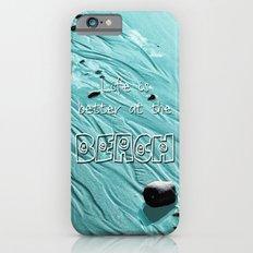 Beach Life Slim Case iPhone 6