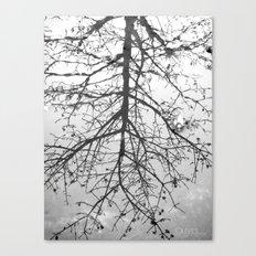 { Reflection } Canvas Print
