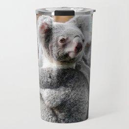Koala mom and child Travel Mug