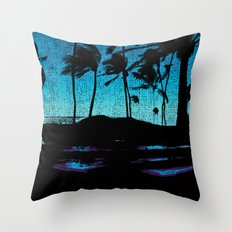 Hawaii Lap Throw Pillow