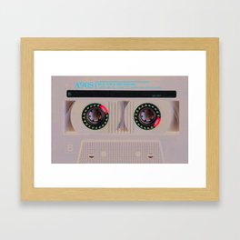 K7 Framed Art Print