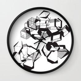 Some Like It Sweet Wall Clock
