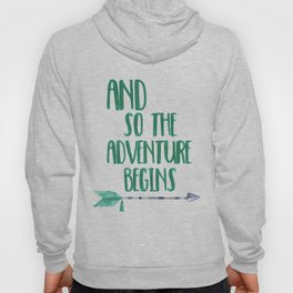 And So The Adventure Begins 02 Hoody