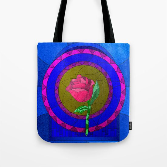 The Beauty and The Beast Tote Bag