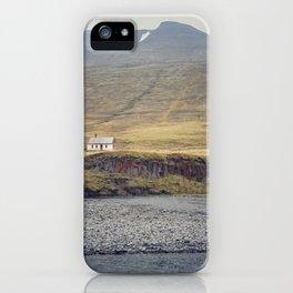 Akrahreppur  iPhone Case