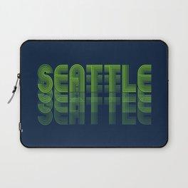Seasons K Designs Seattle Fade Laptop Sleeve