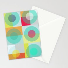 Noughts & Crosses Stationery Cards