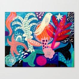 Barbieri Canvas Print