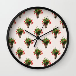 Gitanillo de luces Wall Clock