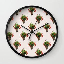 Gitanillo de luces Wall Clock