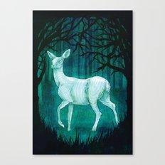 Subtle worlds Canvas Print