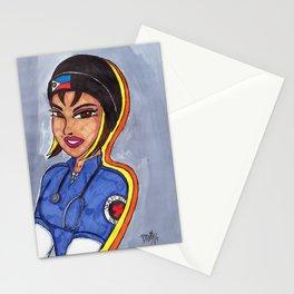 Radiant Mia Stationery Cards