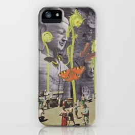 Mahayana iPhone Case