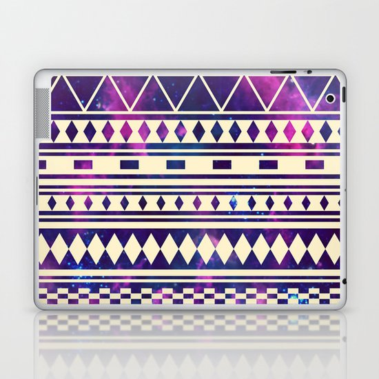 Aztec space  Laptop & iPad Skin