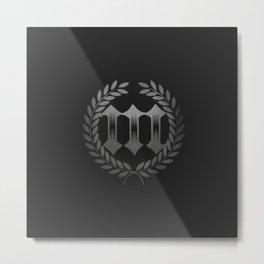 My i Metal Print