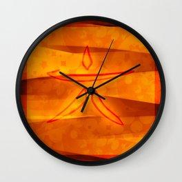 Ninjago Skylar 2015 Wall Clock