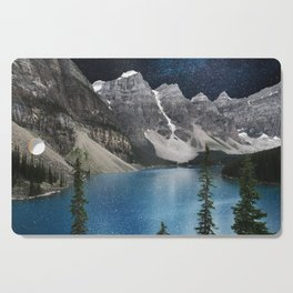 Midnight Moraine Cutting Board