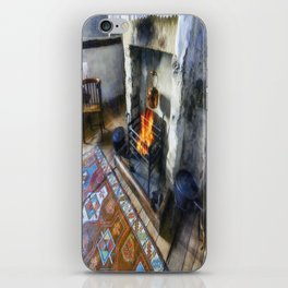 Polly Put The Kettle On iPhone Skin