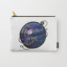 Meegan and the Moon Carry-All Pouch