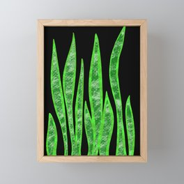 Snake Framed Mini Art Print