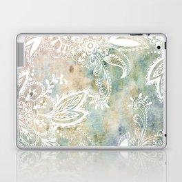Paisley Earth Laptop & iPad Skin