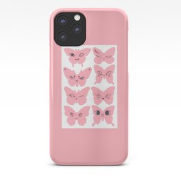 8 Butterflies iPhone Case
