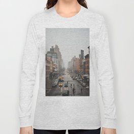 Streets of New York vol. 02 Long Sleeve T-shirt