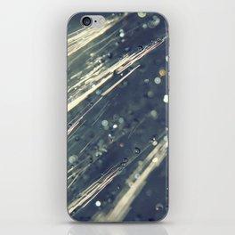 Rain Shower iPhone Skin