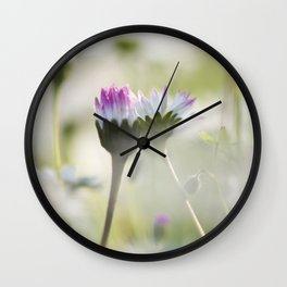Two of us Wall Clock