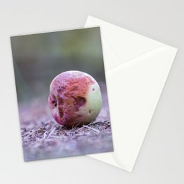 Snow white bad apple Stationery Cards