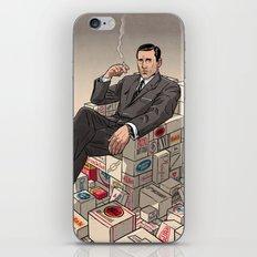 Mad Men iPhone & iPod Skin
