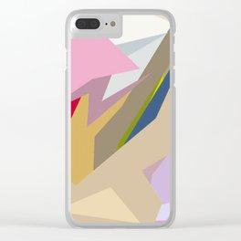 Metrosexual Clear iPhone Case