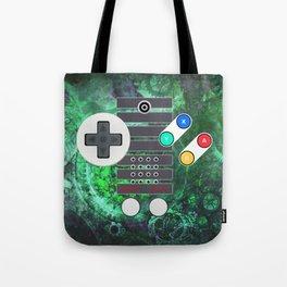 Classic Steampunk Game Controller Tote Bag