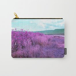 Wild Sunflowers by the Road Carry-All Pouch