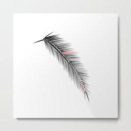 Palm Branch Metal Print